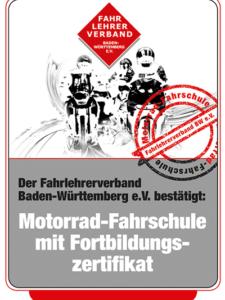 Fahrschule-Motorrad-Fortbildungszertifikat-Idar-Oberstein